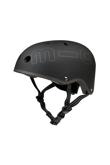 Casco Negro Mate