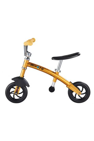 G-Bike Chopper Amarilla