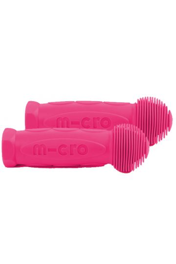 Rubber handles Pink (maxi foldable)