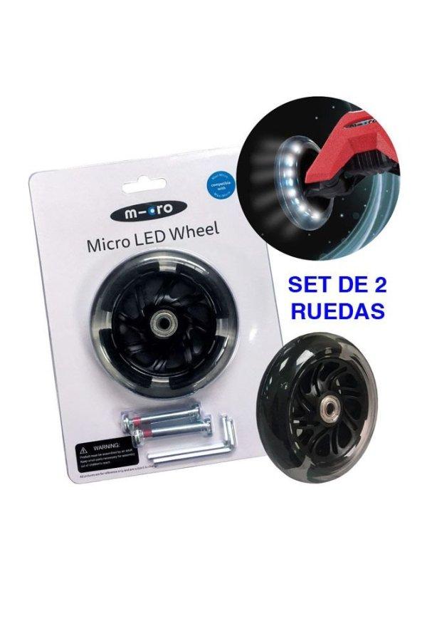 LED wheel maxi micro 120mm