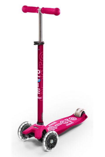Maxi Deluxe Pink LED
