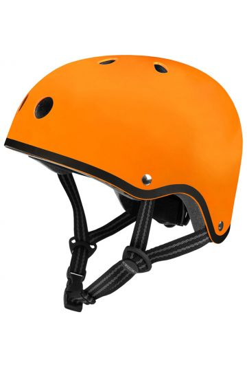 Casco Naranja Mate