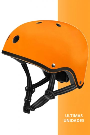 Helmet Orange Matt