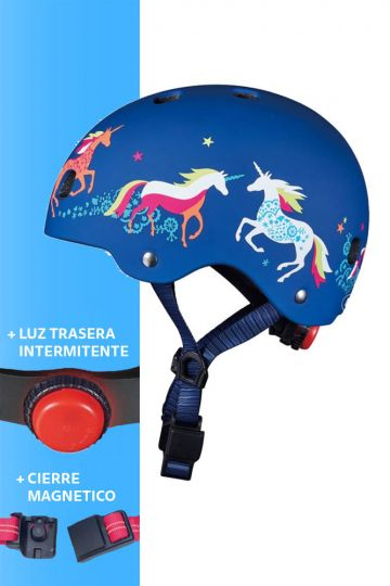 Casco Unicornio