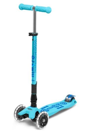Maxi Deluxe Brilho Azul Dobrável LED