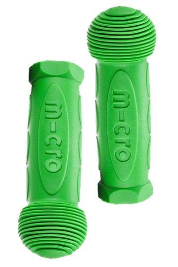 Rubber handles Green