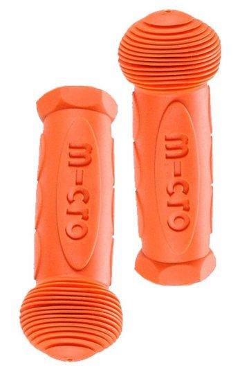 Rubber handles Orange