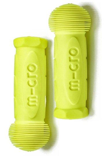 Rubber handles Yellow 2