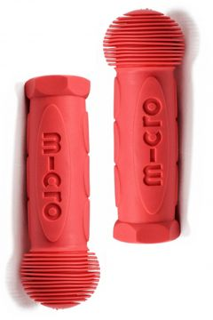 Rubber handles Bright Coral Pink