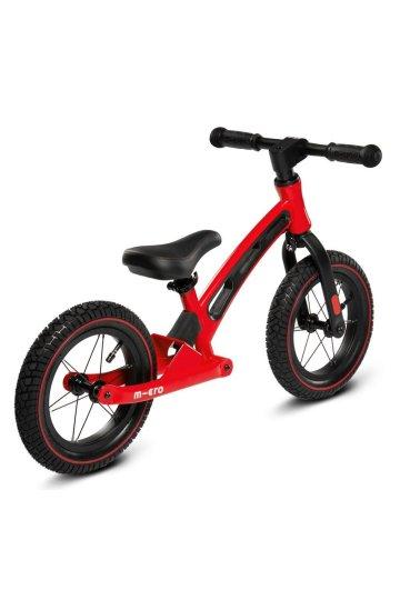 Balance Bike Deluxe Roja