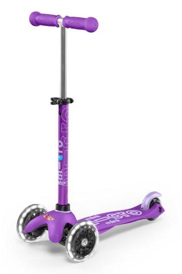 Mini Deluxe LED Purple