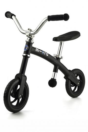 G-Bike Chopper Negra