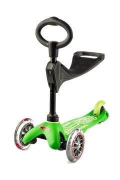 Mini 3en1 Deluxe  Verde